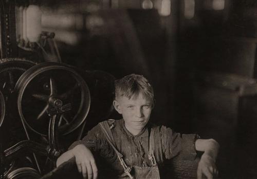 Старые фото: Дети без детства (26 фото)