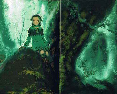 Gensou Suikoden III Artworks (43 работ)