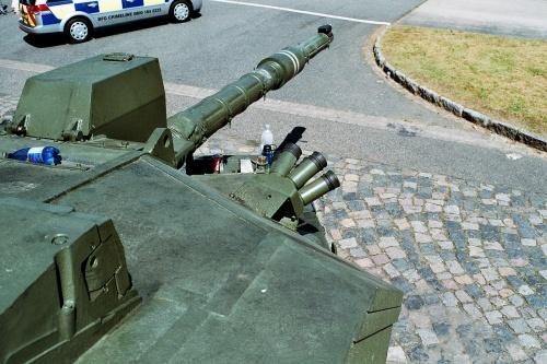 Английский основной танк Challenger II (35 фото)