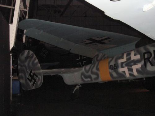 Фотообзор - немецкий ночной истребитель Bf-110G Nachtjager (35 фото)