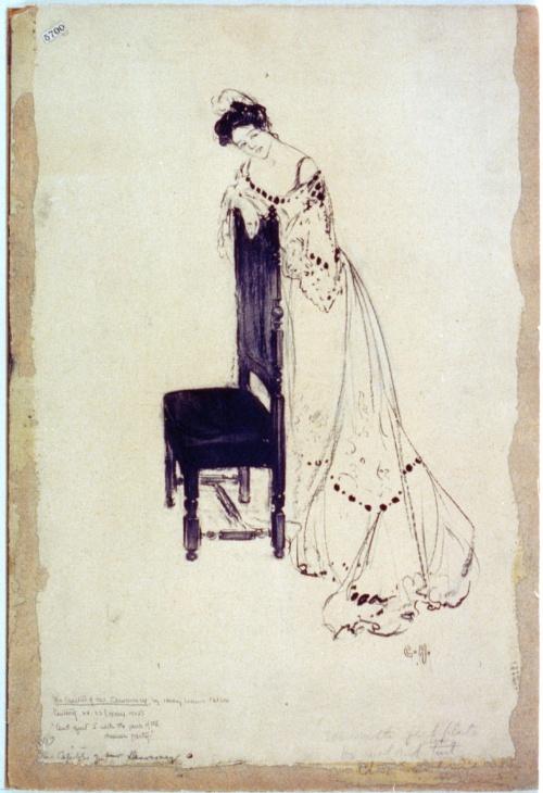 Charlotte Harding (1873-1951) (59 работ)