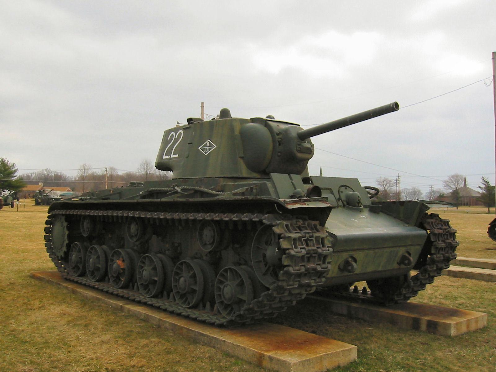 Фото всех советских танков