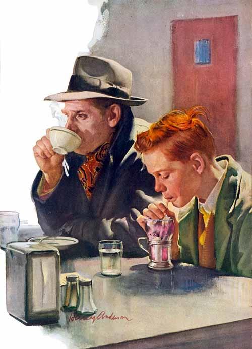 Художник - иллюстратор Harry Anderson (100 работ)