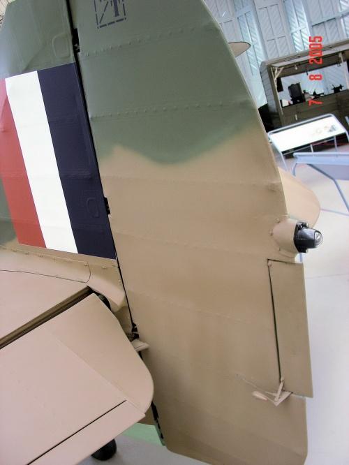 Фотообзор - английский истребитель Hawker Hurricane IIA (31 фото)