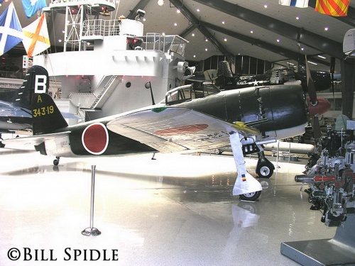 Японский истребитель Kawanishi N1K2-J Shiden (23 фото)