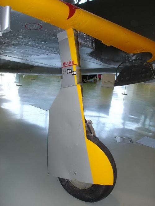 Японский истребитель Ki 100 IB (28 фото)