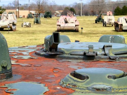 Советский тяжелый танк КВ-1 (131 фото)