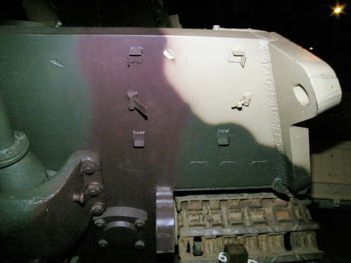 Немецкий тяжелый танк King Tiger (37 фото)