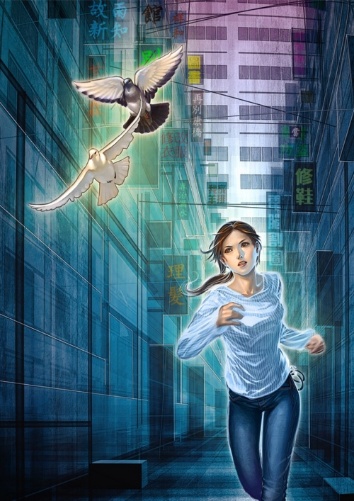 Лео Чуанг (Leo Chuang): аниме-фентези художник из Тайваня (54 работ)