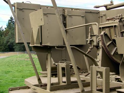 Фотообзор - американсикй бронетранспортер M15A1 AA Half-Track (23 фото)