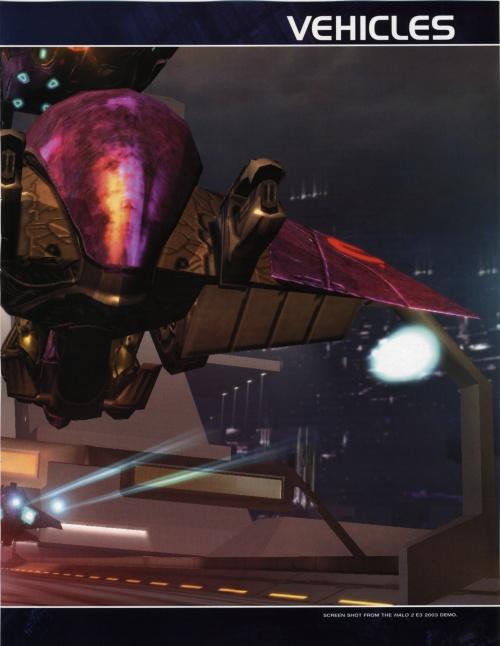 The art of Halo. Creating a virtual World (ArtBook) (69 работ) (2 часть)