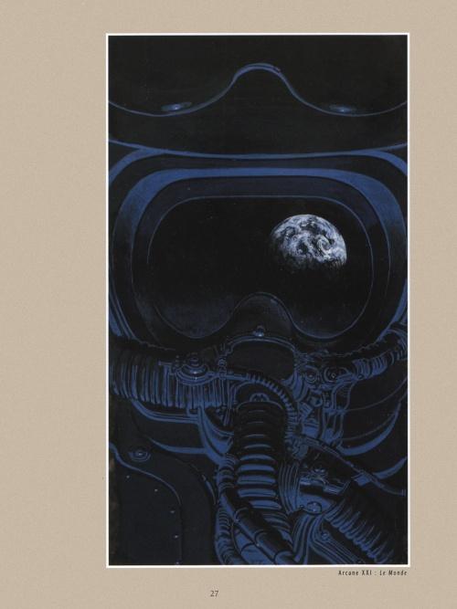 Le univers de Juan Gimenez (ArtBook) (89 работ)