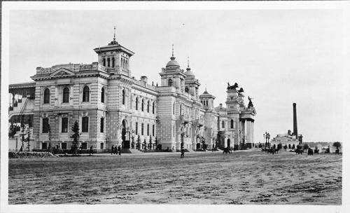 Москва 1909 года в фотографиях (64 фото)