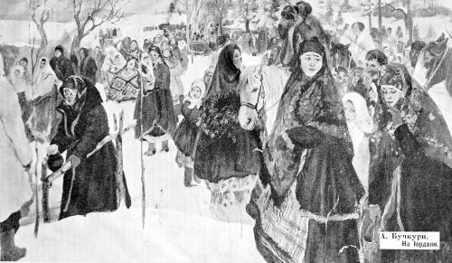 """Иллюстрации еженедельника """"Нива"""" (1912-1915) (88 работ) (1 часть)"""