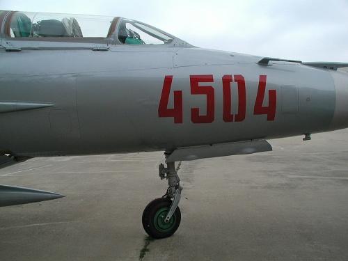 Советский истребитель МИГ-21УС (111 фото)
