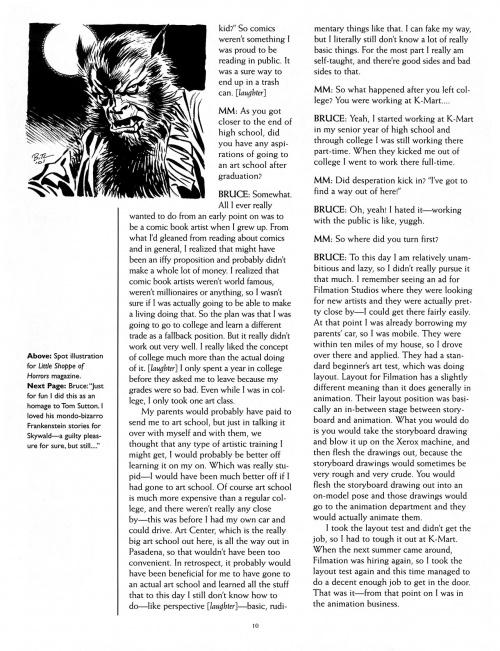 Modern Masters Volume 3: Bruce Timm (123 работ)