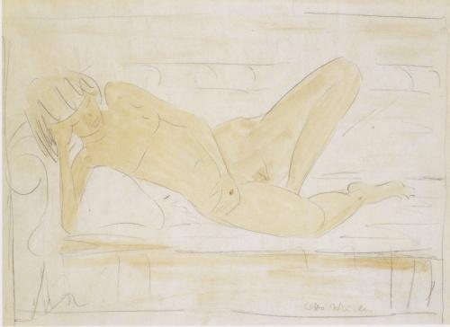 Artworks by Otto Mueller (161 работ) (1 часть)