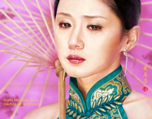 May Fong Wong (73 работ)