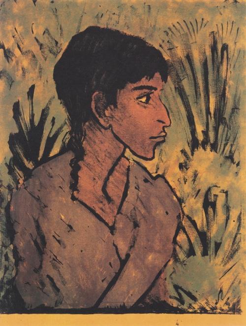 Artworks by Otto Mueller (161 работ) (5 часть)