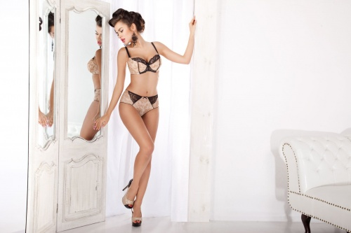 Natalia Siwiec - Alles Lingerie Glamour Collection 2012 (28 фото)