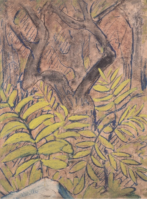 Artworks by Otto Mueller (161 работ) (3 часть)
