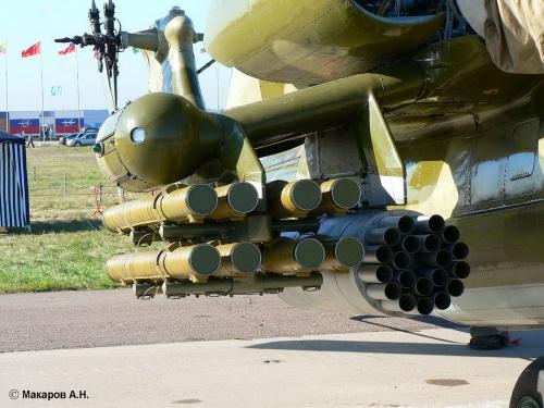 Росийский ударный ветолет МИ-28 Havoc (24 фото)