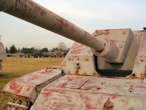 Немецкое штурмовое орудие StuG III (69 фото)