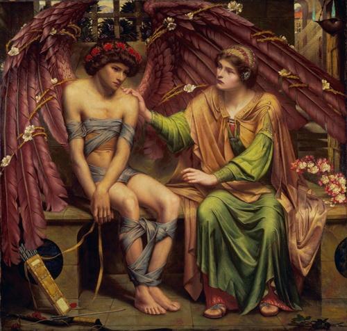 Английский художник Sidney Harold Meteyard (1868 – 1947) (45 работ)