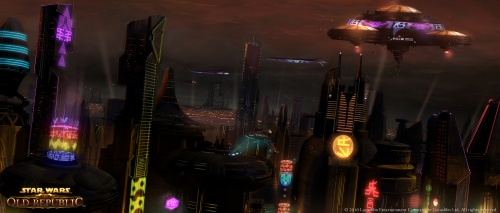The Art of Star Wars - Old Republic & Galaxies 2 (139 работ)