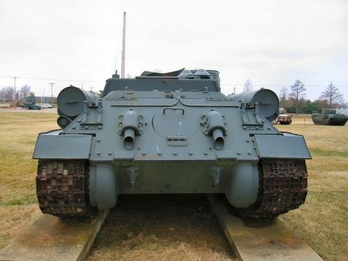 Советская САУ СУ-100 (55 фото) (1 часть)
