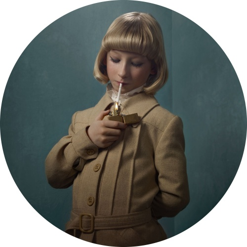 Smoking Kids - Frieke Janssens (14 работ)
