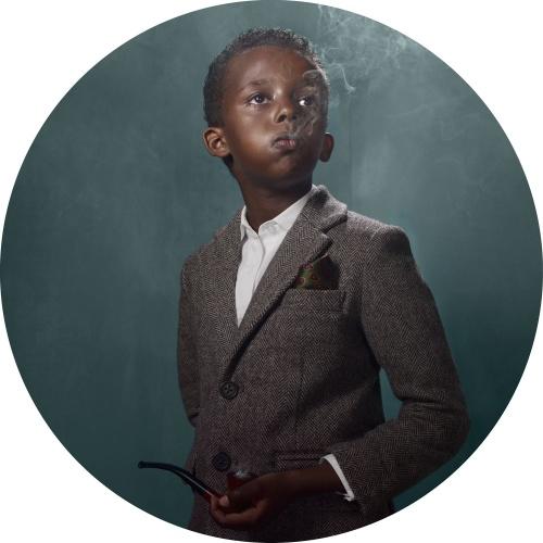 Smoking Kids - Frieke Janssens (14 работ)