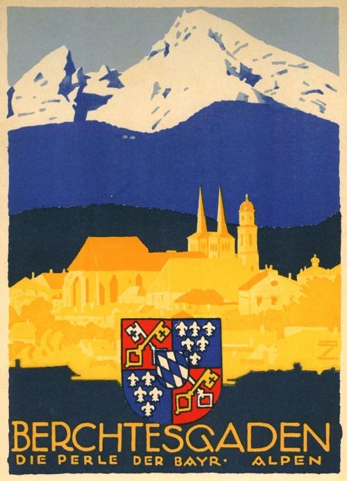 Западные ретро плакаты ХIХ-ХХ веков (78 плакатов)