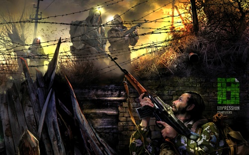 GSC Game World - S.T.A.L.K.E.R. Concept Art (199 работ)