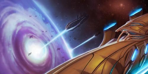 The Concept Art of StarCraft II (272 работ) (2 часть)