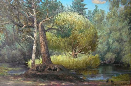 Живопись Геннадия Шаройкина (138 работ)