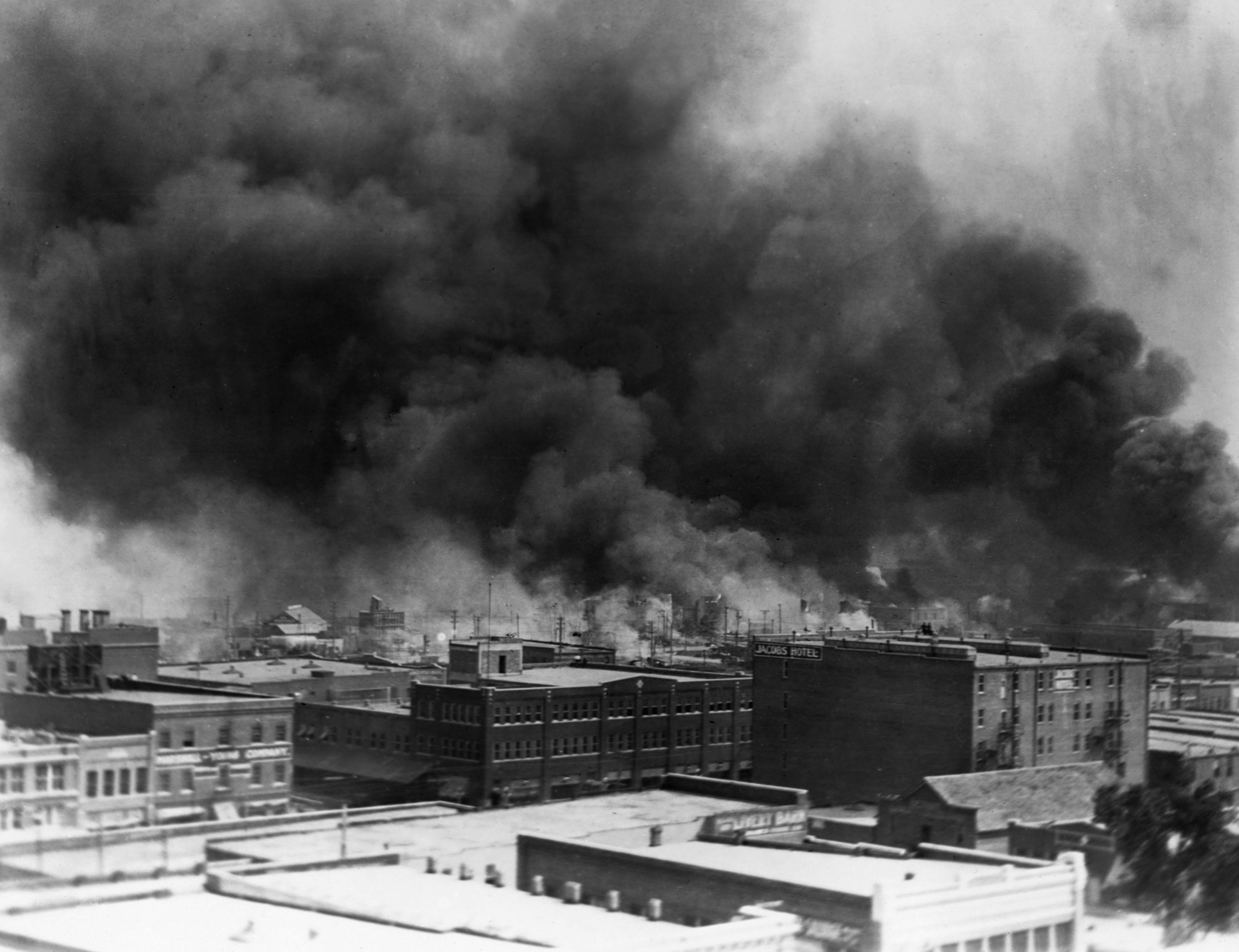 Tulsa Race Riot Of 1921 Essay