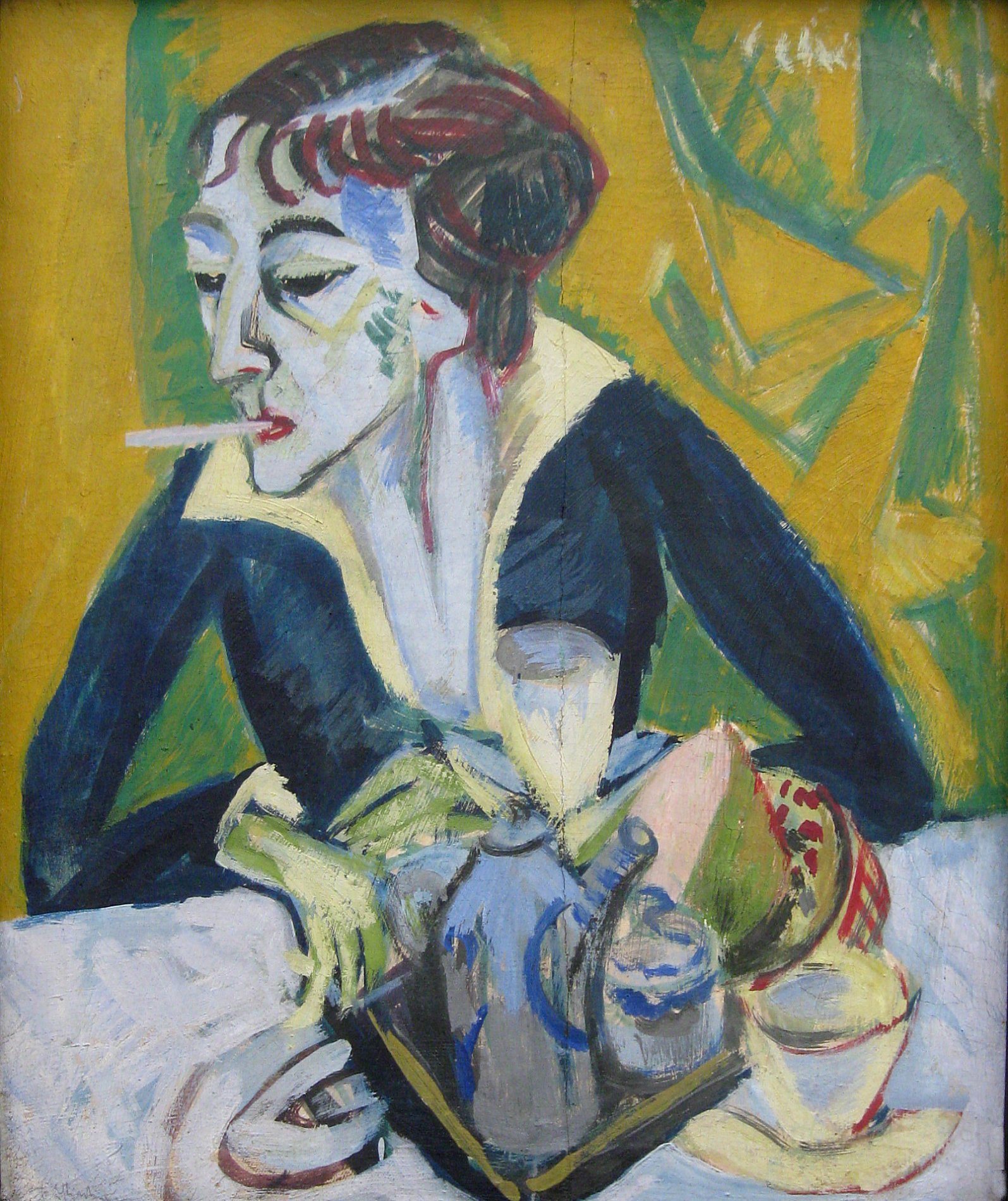 an analysis of german expressionism and surrealism