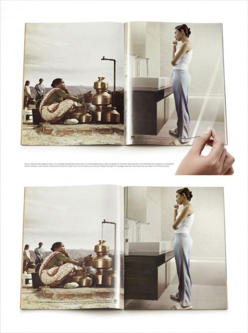 Лучшие образцы социальной рекламы (30 фото)