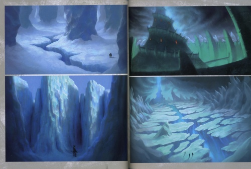 The Art of World of WarCraft - Wrath of the Lich King (52 работ) (2 часть)