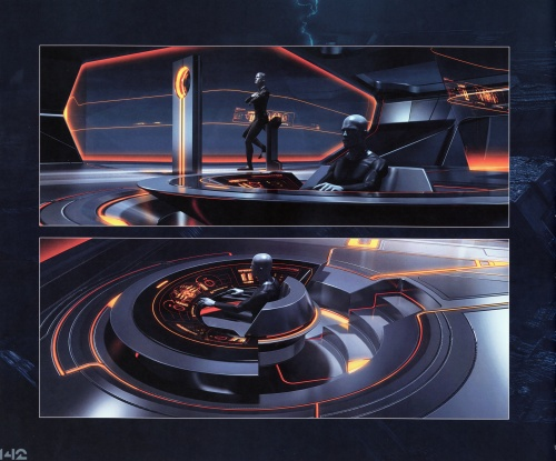 The Art of Tron: Legacy ( Artbook ) (94 работ) (2 часть)