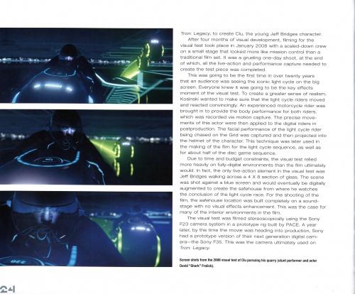 The Art of Tron: Legacy ( Artbook ) (77 работ) (1 часть)