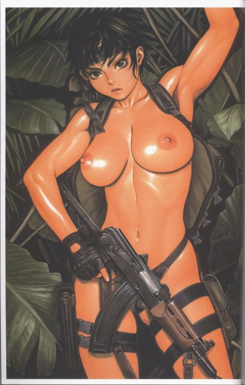 """Tsukasa Jun """"Original Illustration"""" (ArtBook) (89 работ)"""