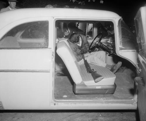 Мировая история в черно белых фотографиях (1305 фото) (2 часть)