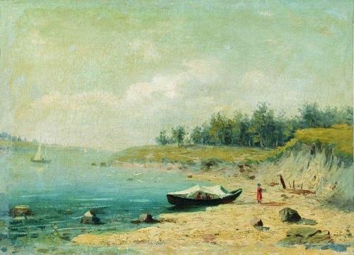 Русские художники - Васильев Фёдор Александрович (83 работ)