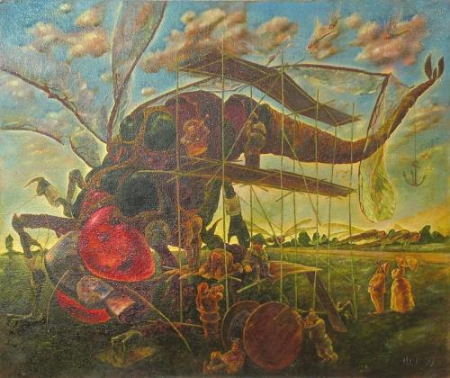 Художник Виктор Малых (44 работ)