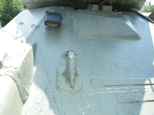Советский тяжёлый танк ИС-4 (58 фото)