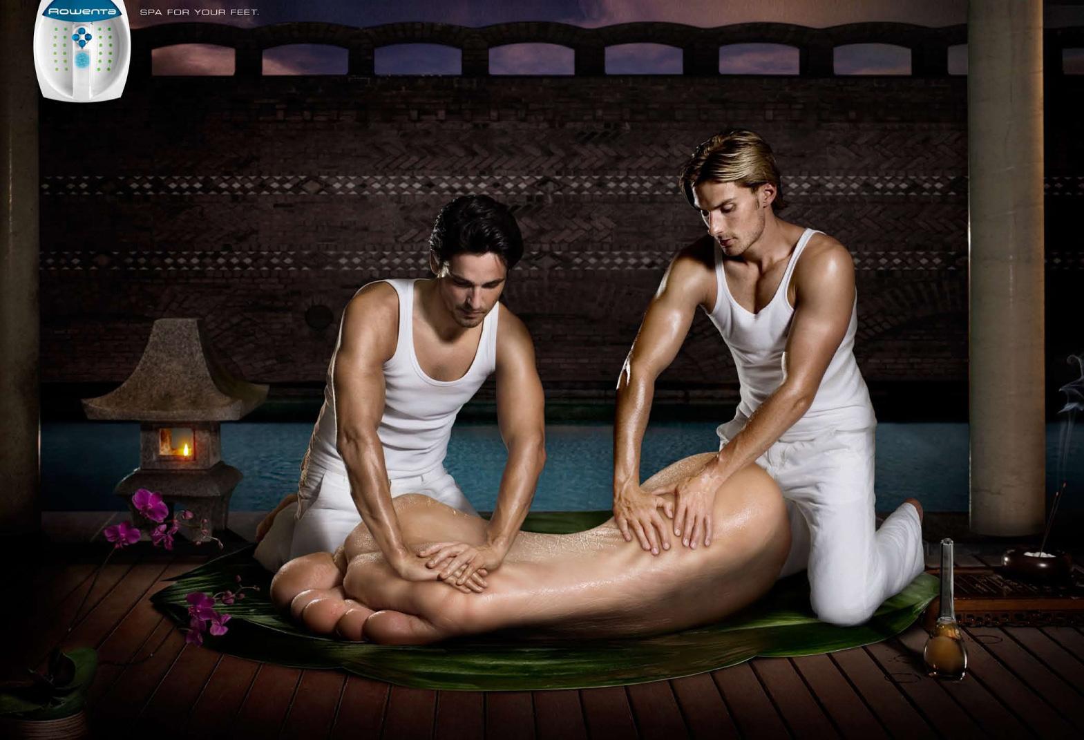 Девушки будьте осторожны массаж часто заканчивается