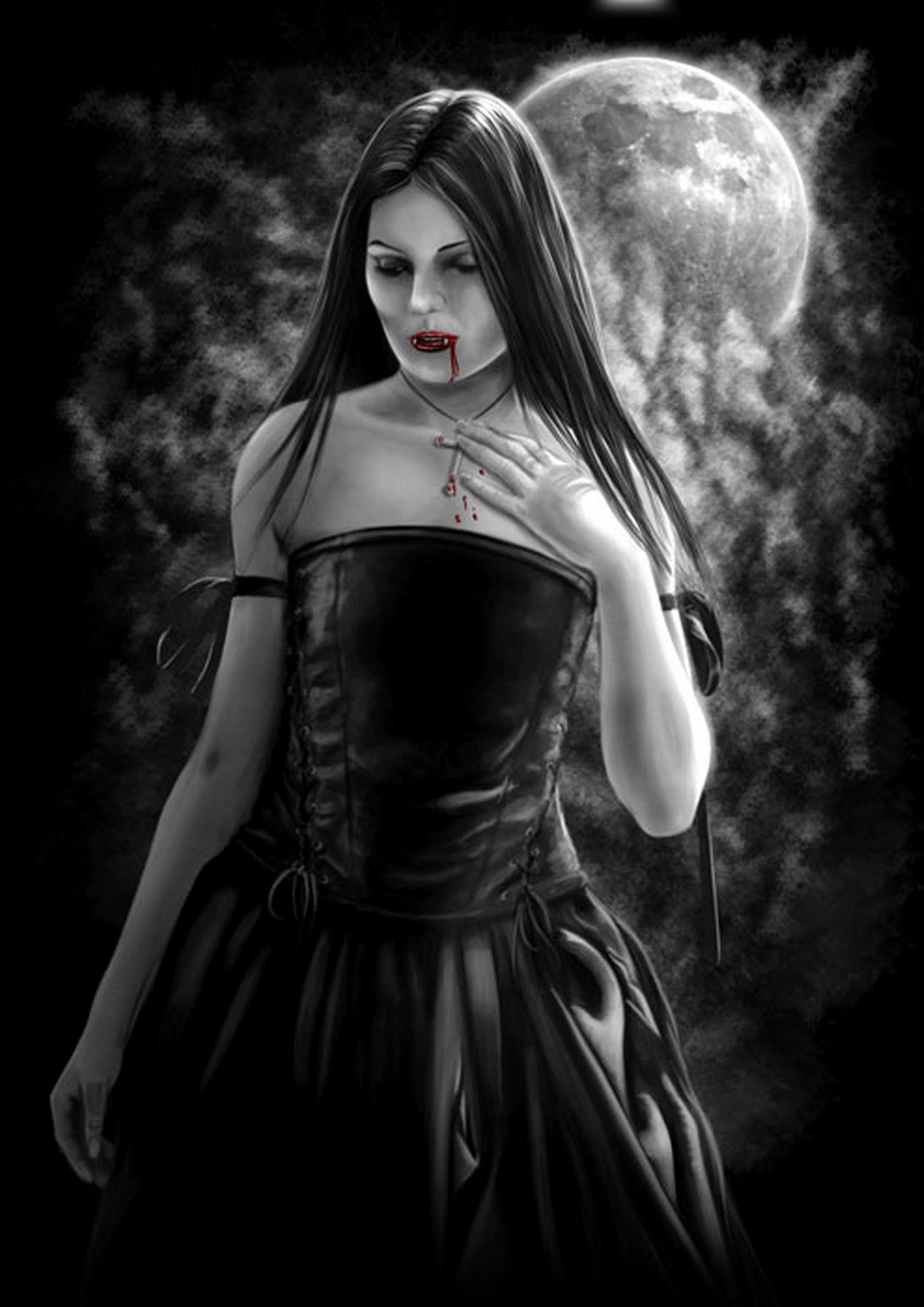 Hot female vampires photos fucks scenes