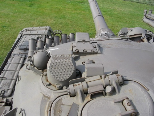 Фотообзор - советский основной танк Т-72М1 (127 фото)